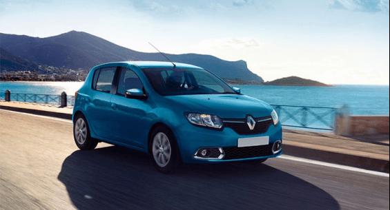 Renault  Sendero
